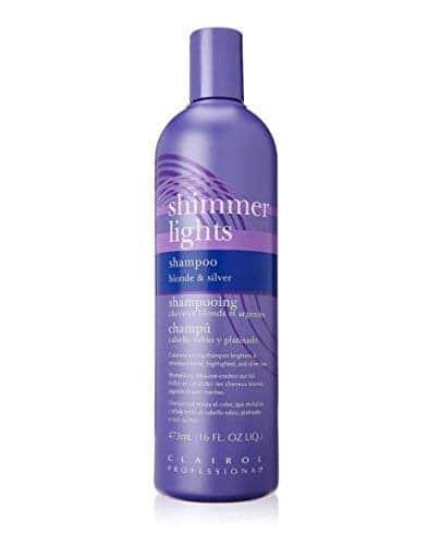 beste zilvershampoo shimmer lights