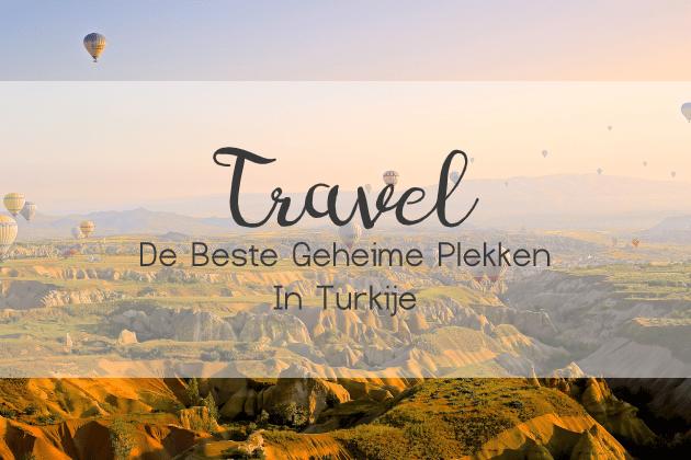 Beste geheime plekken in turkije
